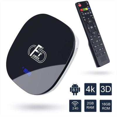 Tv Box Android 8.1-dolamee F1 2gb Ram+16gb Rom Mini Smart Tv