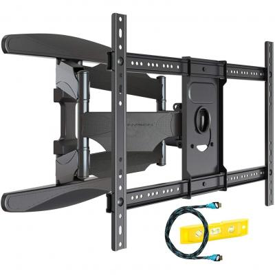 Invision Soporte de Pared para TV Ultra Fuerte  Para Pantallas Curvo Plasma LCD LED 94-178cm